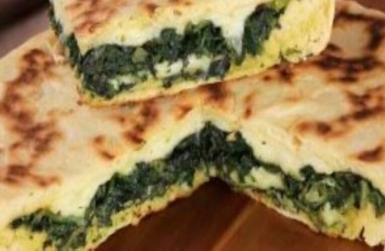 vegetable stuffed bread recipes
