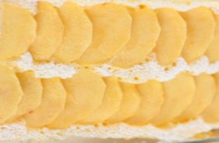 Soft Apple Pie Cake Recipe