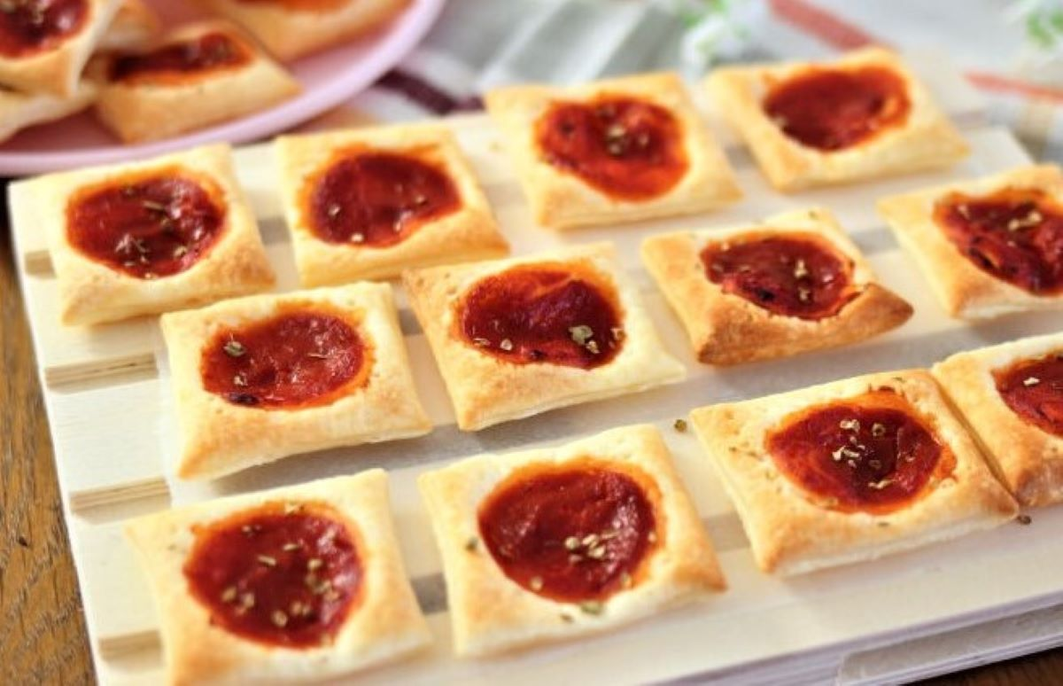 Buffet Mini Pizza